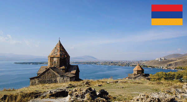 Holiday Package to ARMENIA from Dubai