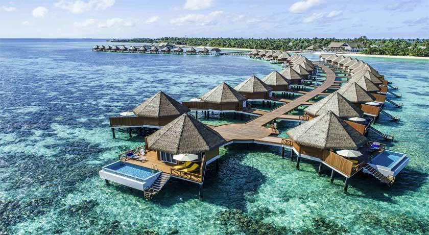 4 DAYS Mercure Maldives Kooddoo Resort