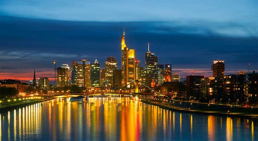 Paris to Frankfurt 2020 (PAFR- 07 )