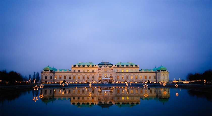 7 DAYS SWISS TO VIENNA