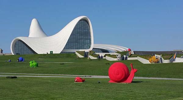 6 DAYS Baku - Absheron Tour