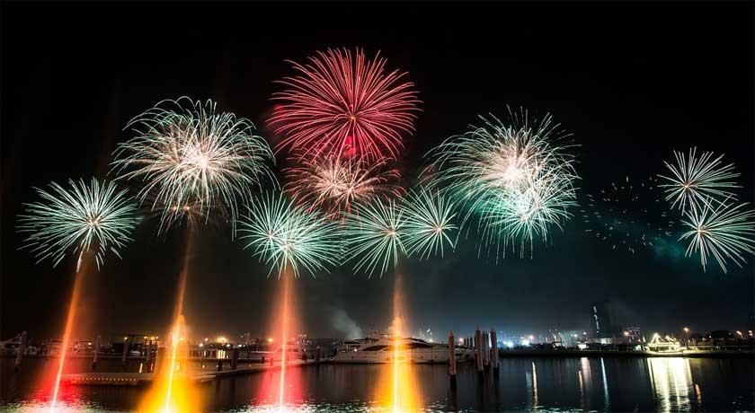 5 DAYS DUBAI NEW YEAR 2020