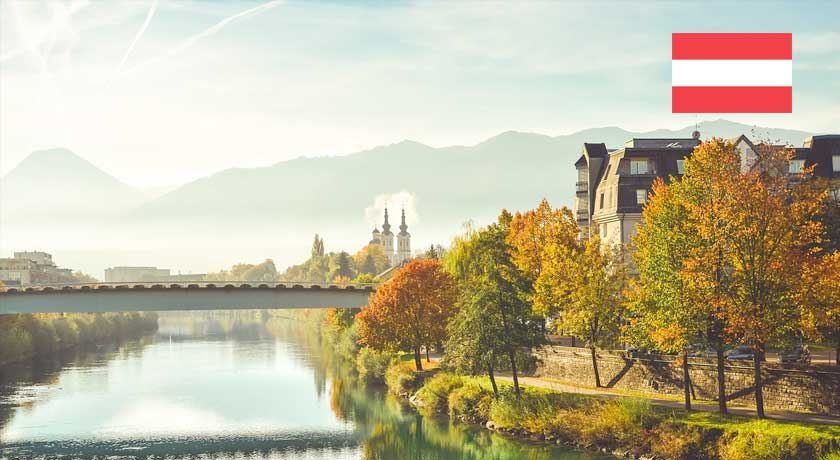 Holiday Package to AUSTRIA from Dubai