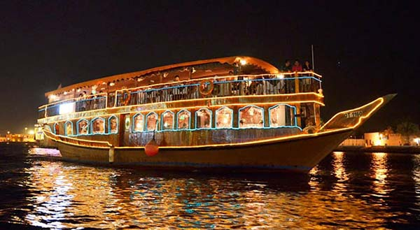 Dhow Cruise Dubai Creek