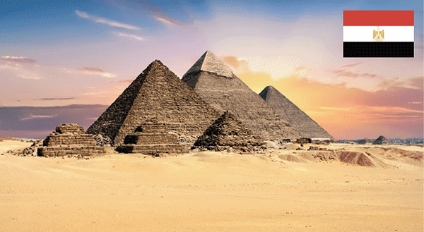 Holiday Package to EGYPT from Dubai