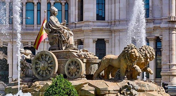 4 D MADRID CITY BREAK