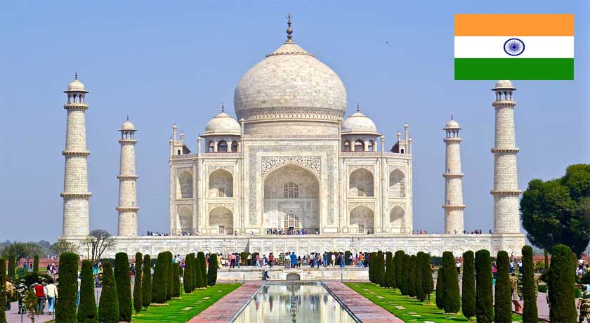 Holiday Package to INDIA from Dubai