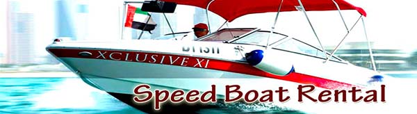 Speed Boat Rental