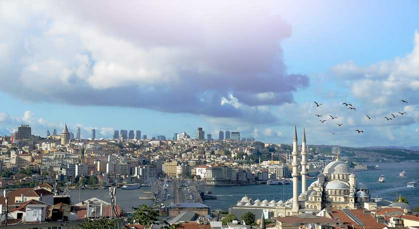 Your gateway to the world, TURKEY!