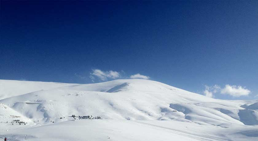 TOP DESTINATIONS FOR SKIING IN LEBANON