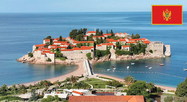Holiday Package to MONTENEGRO from Dubai