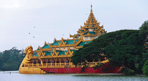 YANGON BAGAN PACKAGE