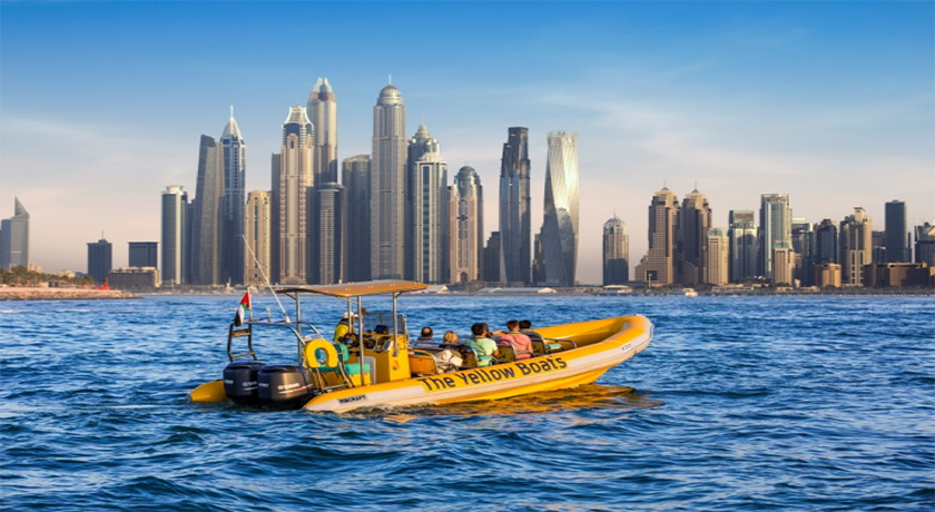 The Yellow Boat Dubai