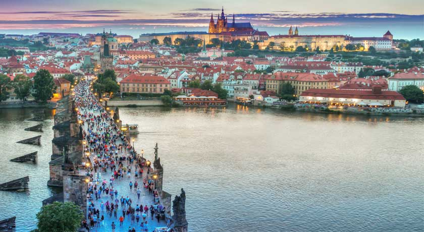 7 DAYS MUNICH TO BUDAPEST