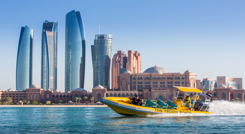 The Yellow Boat Abu Dhabi