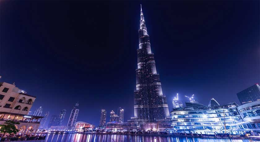6D5N Dubai & Abu Dhabi City Package