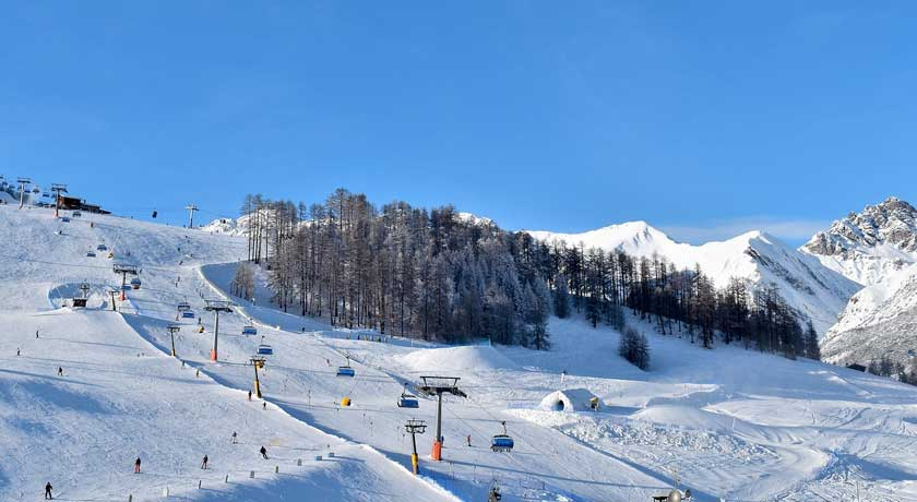 TBILISI, GEORGIA SKI RESORT