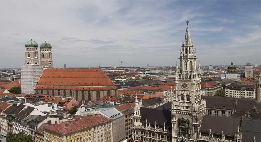 10 DAYS Munich to Munich