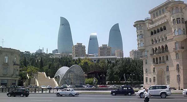 Azerbaijan (Baku & Qabala)