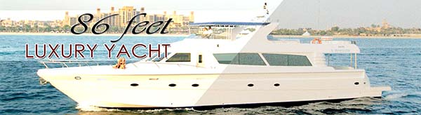 86 Ft. Premium Collection Yacht