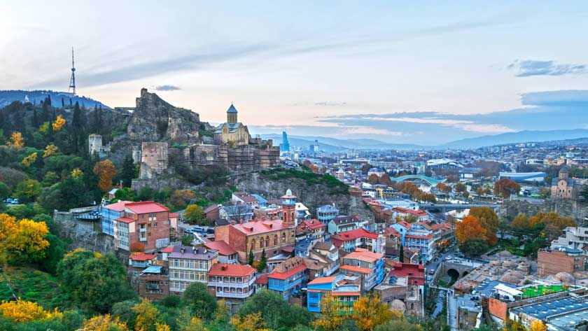 The Country that Loves You, Tbilisi, Georgia