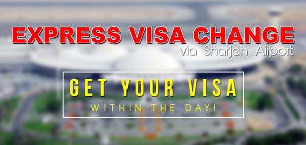 Express Visa Change
