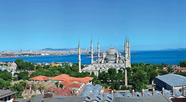 3N ISTANBUL + 2N BURSA PACKAGE