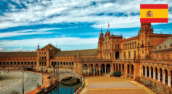 Holiday Package to SPAIN from Dubai