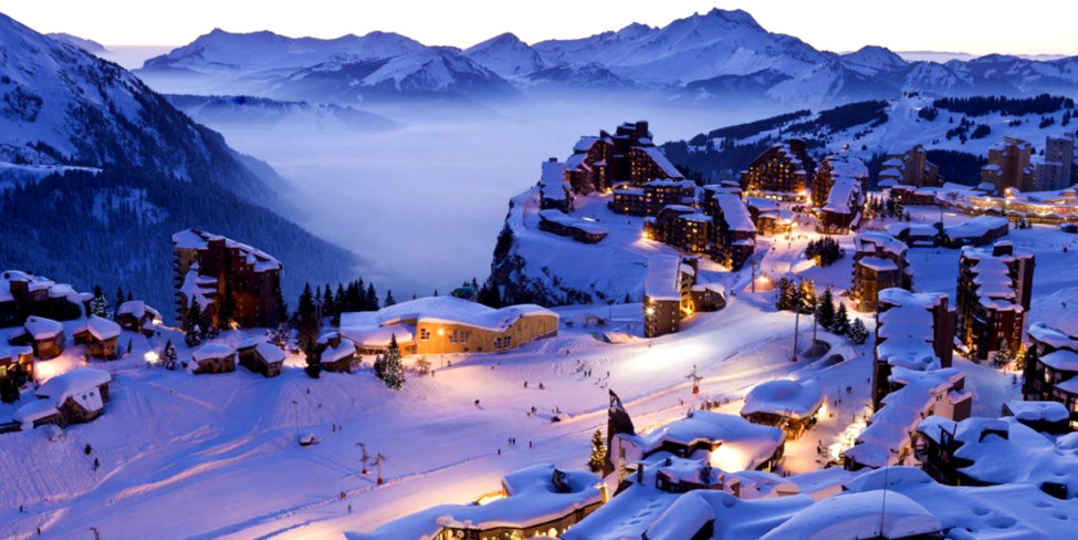 The French Alps – Escape to The Snow