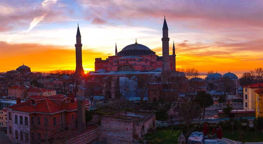 5 DAYS Istanbul & Bursa