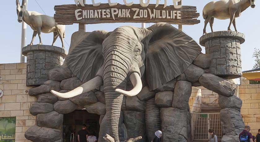 2N-3N-4N Emirates Park Resort Abu Dhabi